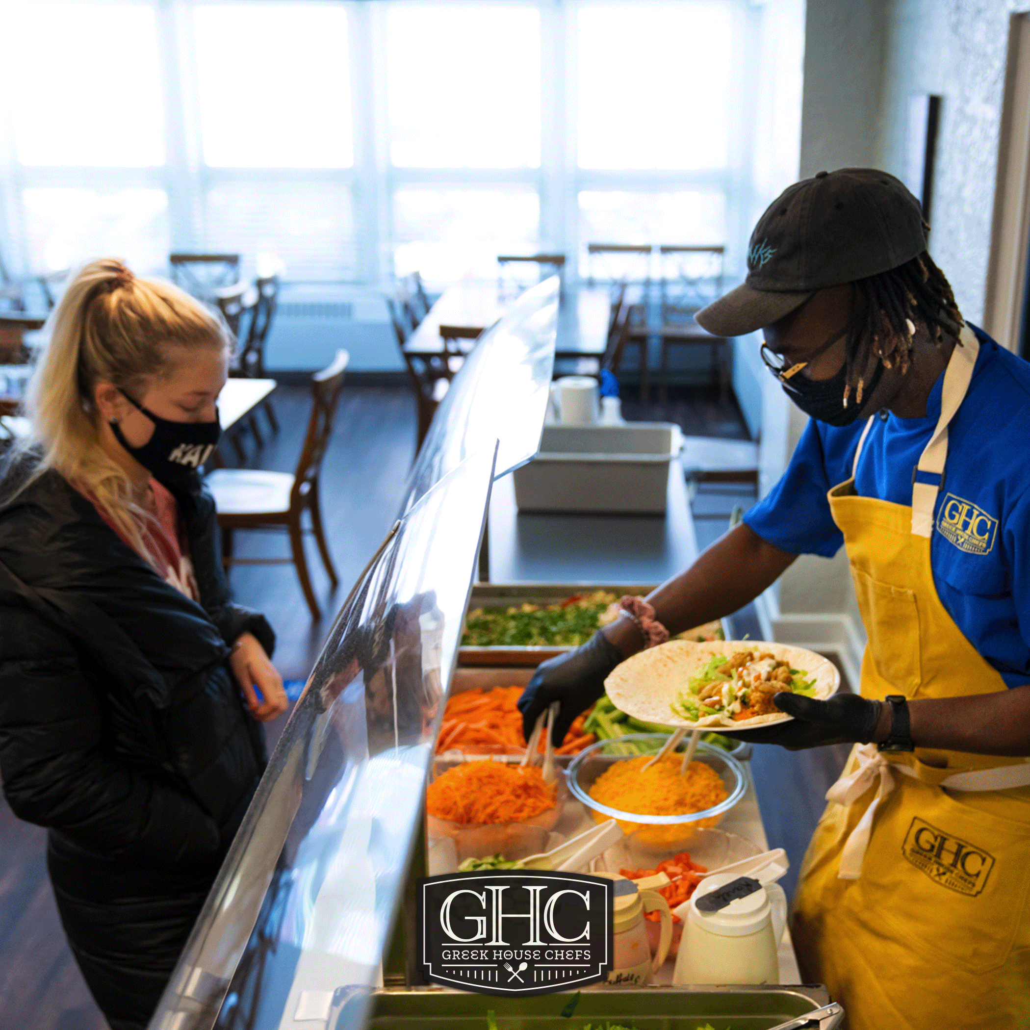 Reliable, customizable, and fresh options for Greek Life food service